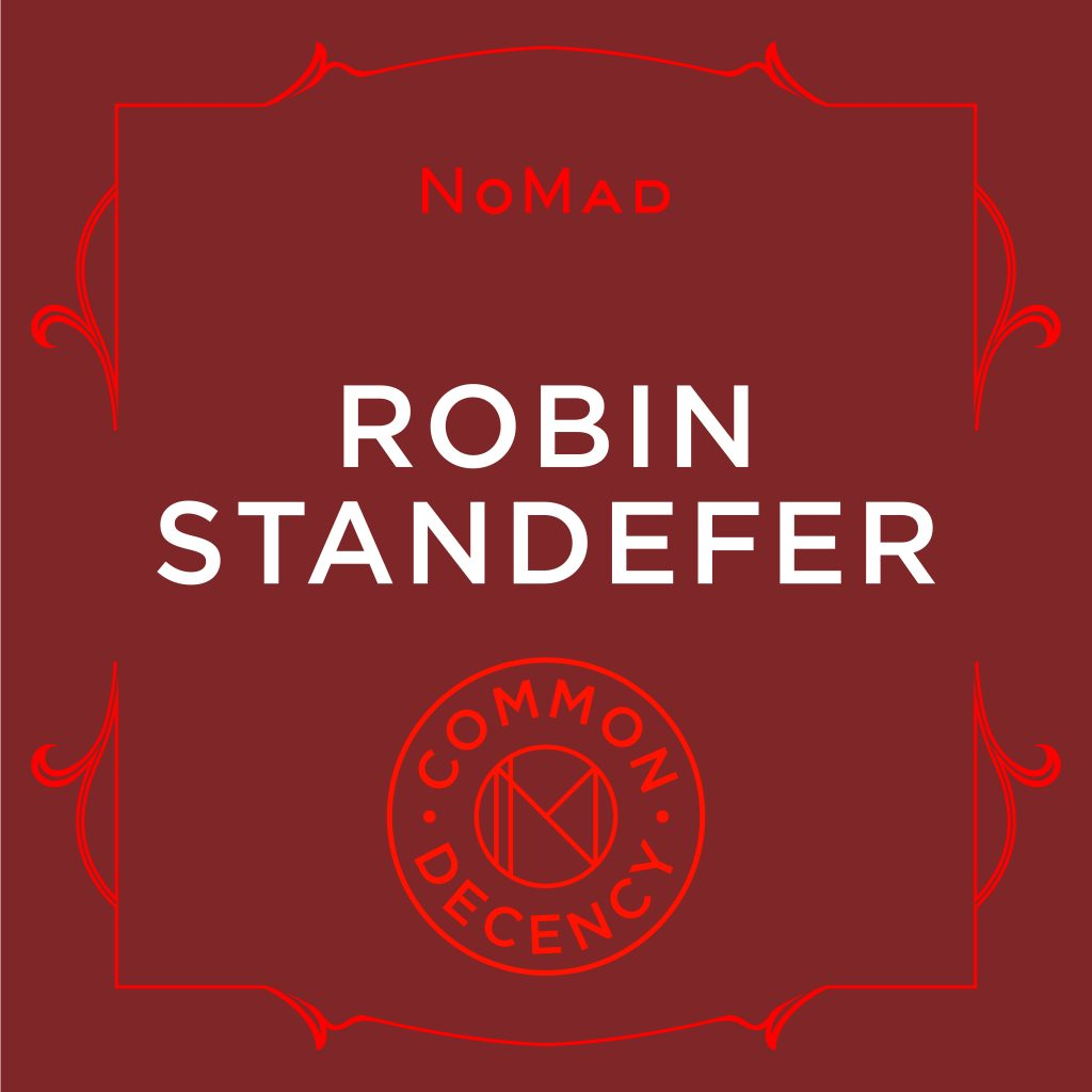 Robin Standefer: Releasing The Ghosts
